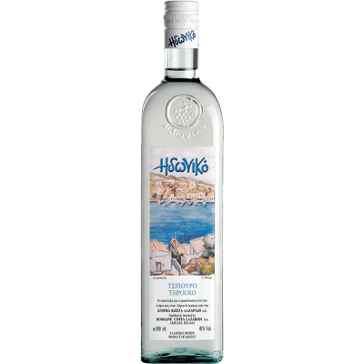 Tsipouro Idoniko without anise 0.7lt