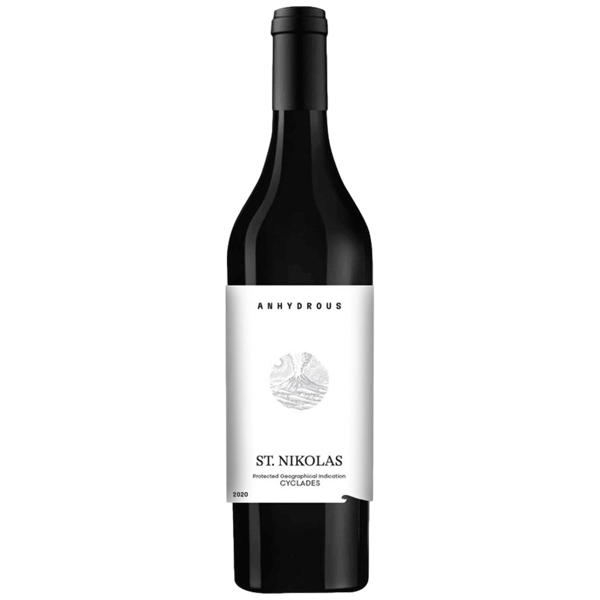 Anhydrous Winery St. Nikolas 2019
