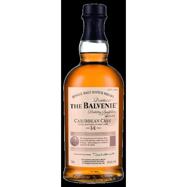 Balvenie 14 Year Old Caribbean Cask Whisky