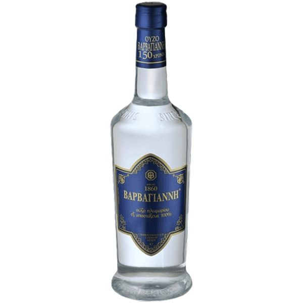 Barbayannis Ouzo Blue 700ml