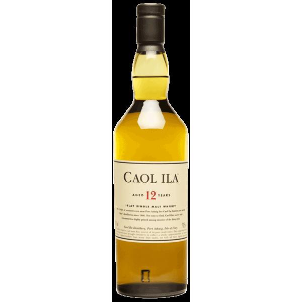 Caol Ila 12 Yo Whiskey