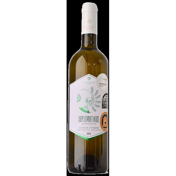 Charismatiki Wines Charismatikos Sauvignon Blanc 2020