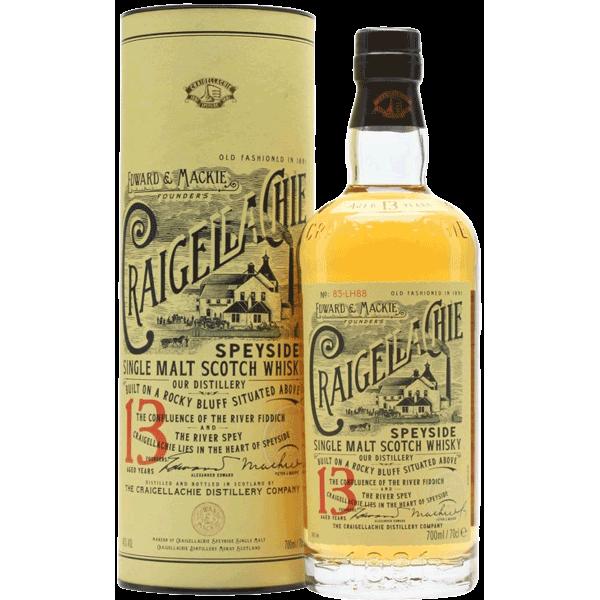 Craigellachie 13 Yo Whiskey