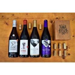 Δοκιμάστε πρώτοι τα μοναδικά φυσικά κρασιά του Οινοποιείου Sant'Or!