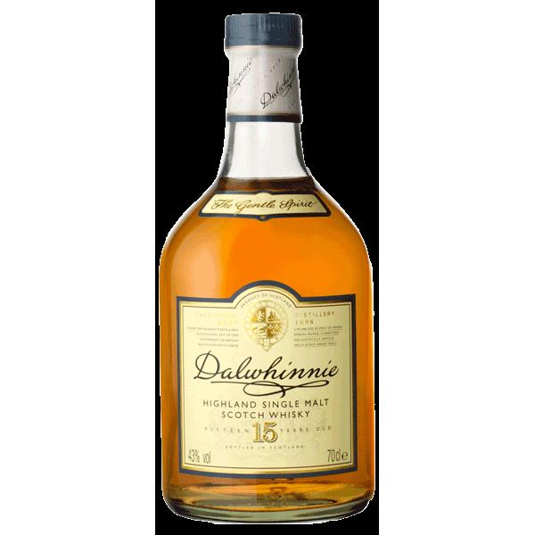 Dalwhinnie 15 Yo Whiskey