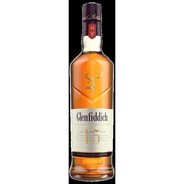 Glenfiddich Solera 15Yo Whiskey