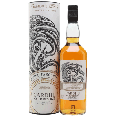 Cardhu Gold Reserve House Targaryen