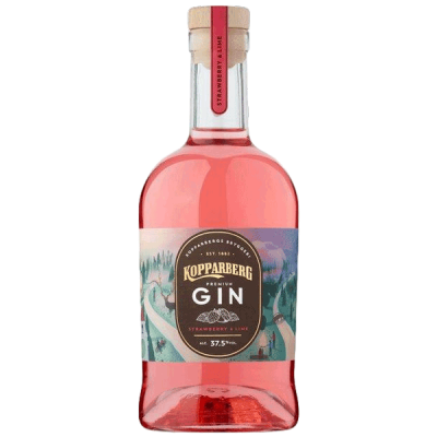 Kopparberg Premium Gin Strawberry & Lime