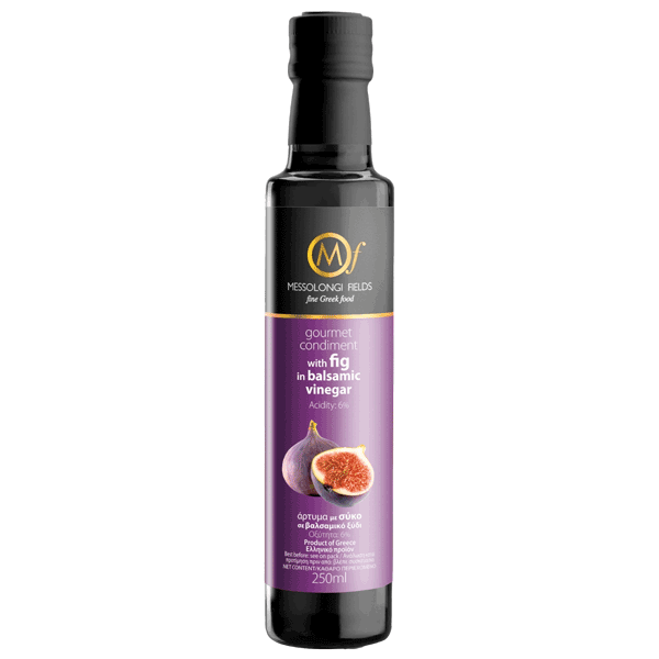 Messolongi Fields Gourmet Condiment with Fig