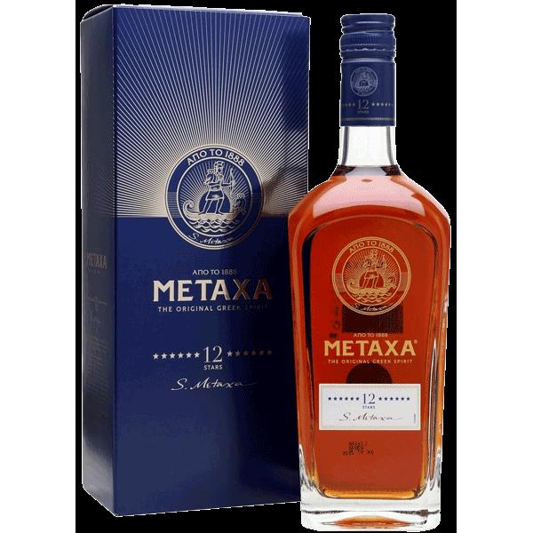 Metaxa 12*