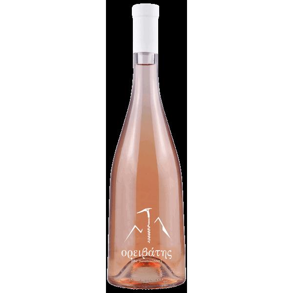 Akriotou Oreivatis (The Mountaineer) Rosé 2020