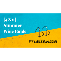 [4 Χ 6] Summer wine guide | Discovering Greek wines