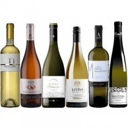 Ελληνικές Ποικιλίες Λευκών Κρασιών