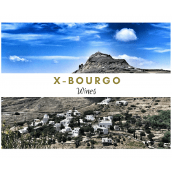 X-BOURGO Wines Α stunning Assyrtiko and Mavrotragano from Tinos