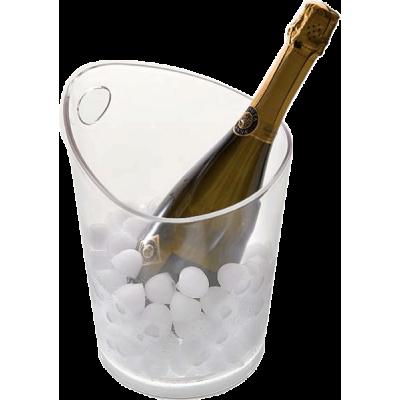 Mida champagne bucket for 2 bottles