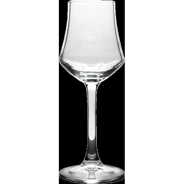 Ποτήρι αποσταγμάτων και γλυκών κρασιών Elixir