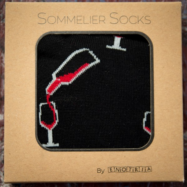 Socks for Winelovers Enotria