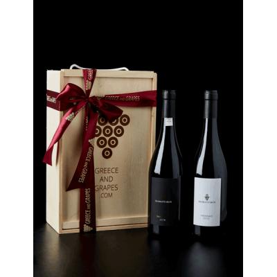 Διαμαντάκος - Ξύλινο κουτί δώρου