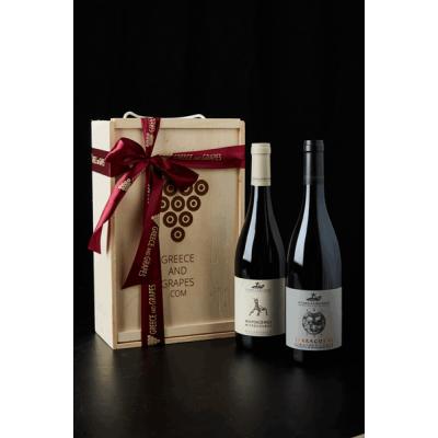 Ζαφειράκης - Ξύλινο κουτί δώρου