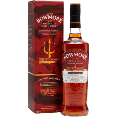 Bowmore The Devils Cask