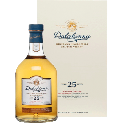 Dalwhinnie 25yo Highland Single Malt