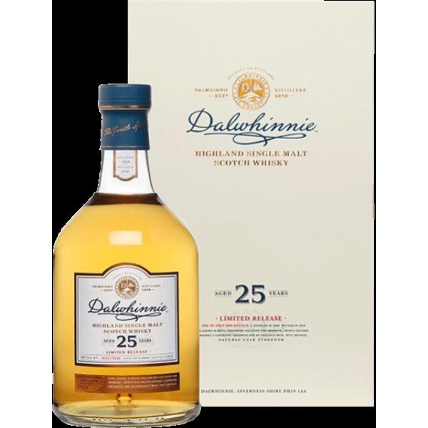 Dalwhinnie 25yo Highland Single Malt