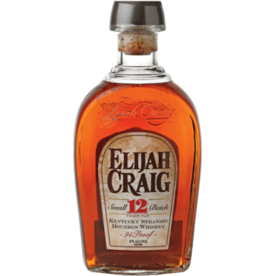 Elijah Craig 12 years old