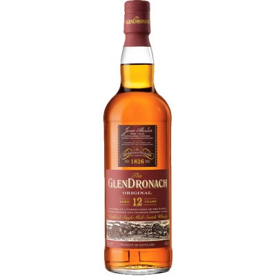 GlenDronach 12yo Original Single Malt