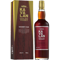Kavalan Ex Sherry Oak