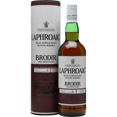 Laphroaig Brodir Islay Single Malt