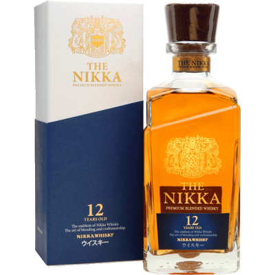 Nikka 12 years old