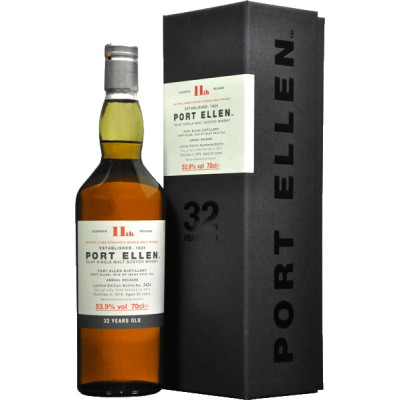 Port Ellen 32 years old