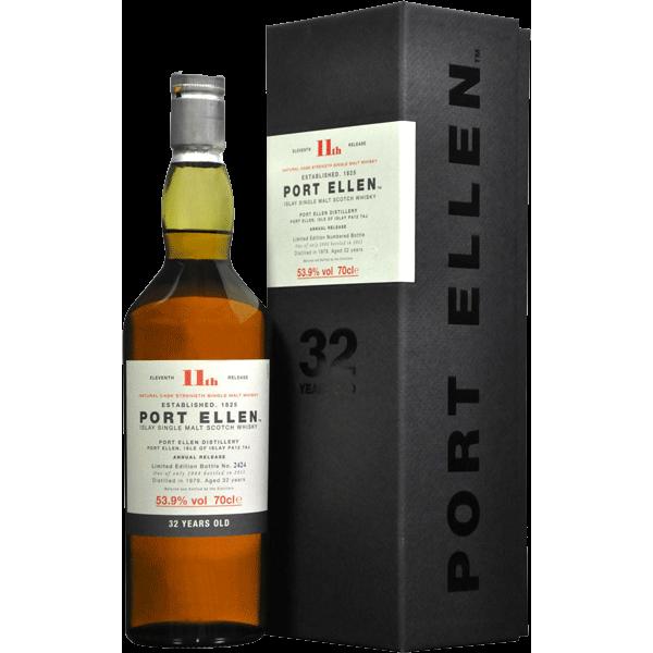 Port Ellen 32 years old