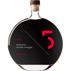Five - Balsamic Estate Vinegar 200ml