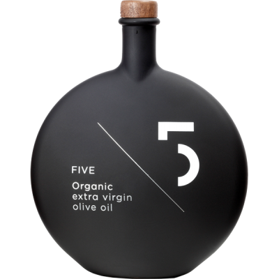 Five - Organic Extra Virgin Olive Oil 500ml
