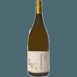 Κτήμα Άλφα Chardonnay 2015 Οικοσύστημα Magnum