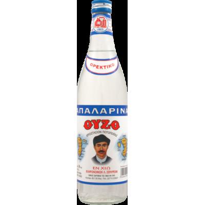 Ouzo Apalarina Blue
