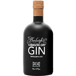 Burleigh's London Dry Gin Distiller's Cut