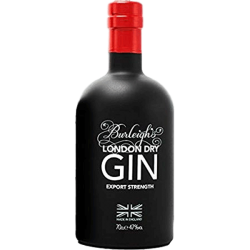 Burleigh's London Dry Gin Export Strength