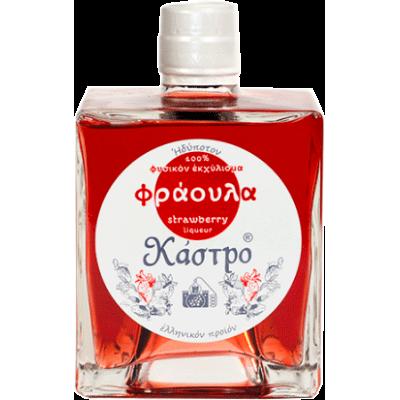 Liqueur Strawberry Castro 500ml