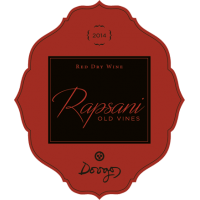 Dougos Rapsani Old Vines 2014