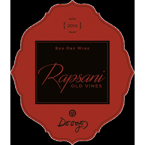 Ντούγκος Ραψάνη Old Vines 2017