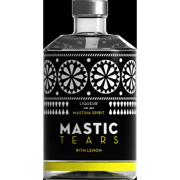 Mastic Tears with Lemon 500ml
