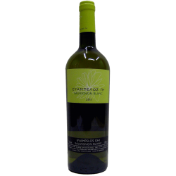 Sauvignon Blanc Ευάμπελος Γη 2013