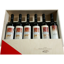 Gerovassiliou Six Vintages Red