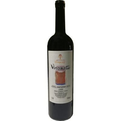 Vinsanto Χατζηδάκη 1998 Magnum