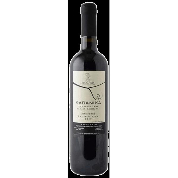 Καρανίκα Ξινόμαυρο Old Vines 2018