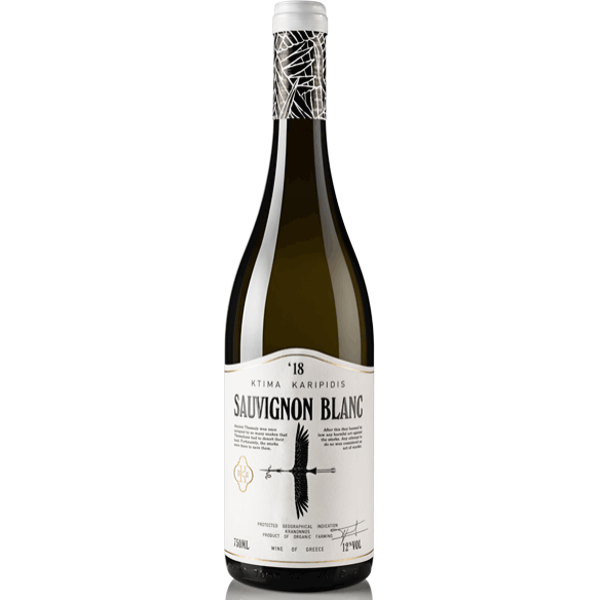 Καριπίδης Sauvignon Blanc 2020