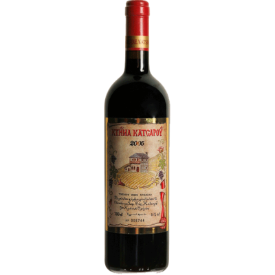 Estate Katsaros Red 2012
