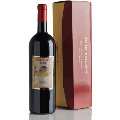 Estate Katsaros Red Magnum 2013